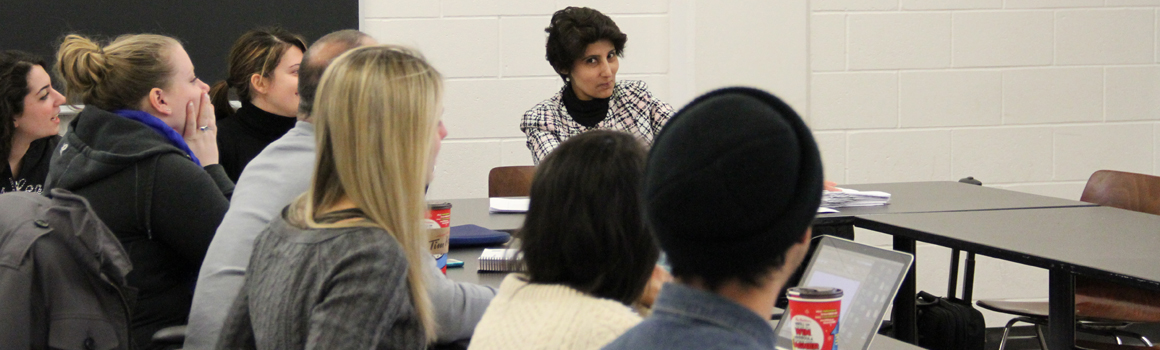 Farah Ahmad Classroom