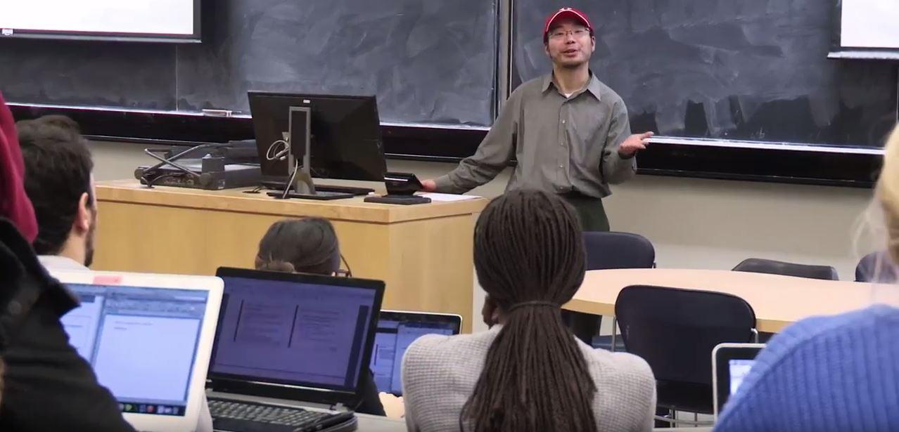 Ken Lam classroom
